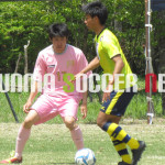 ザスパ草津チャレンジャーズ vs O.F.C 14
