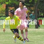 ザスパ草津チャレンジャーズ vs O.F.C 21