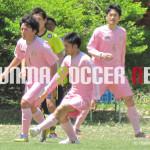 ザスパ草津チャレンジャーズ vs O.F.C 28